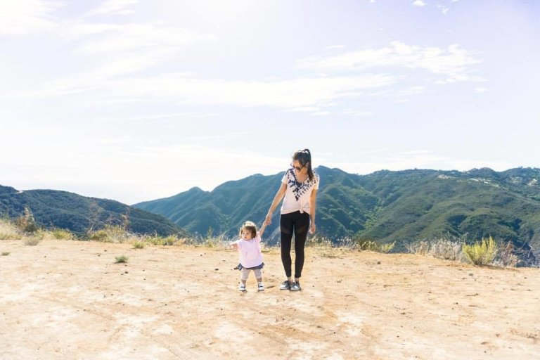love languages for children | hiking topanga canyon | malibu, california | kid friendly hikes | tiffanieanne.com