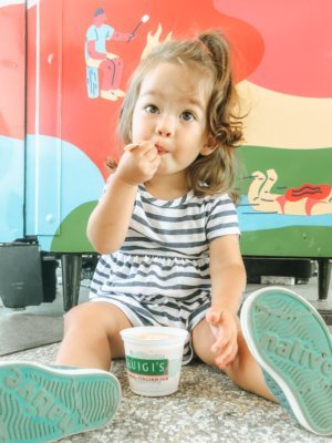 Luigi's Italian Ice - Kid Friendly. Parent Approved. Vegan.