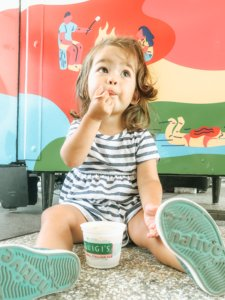 Luigi's Italian Ice - Kid Friendly. Parent Approved. Vegan.