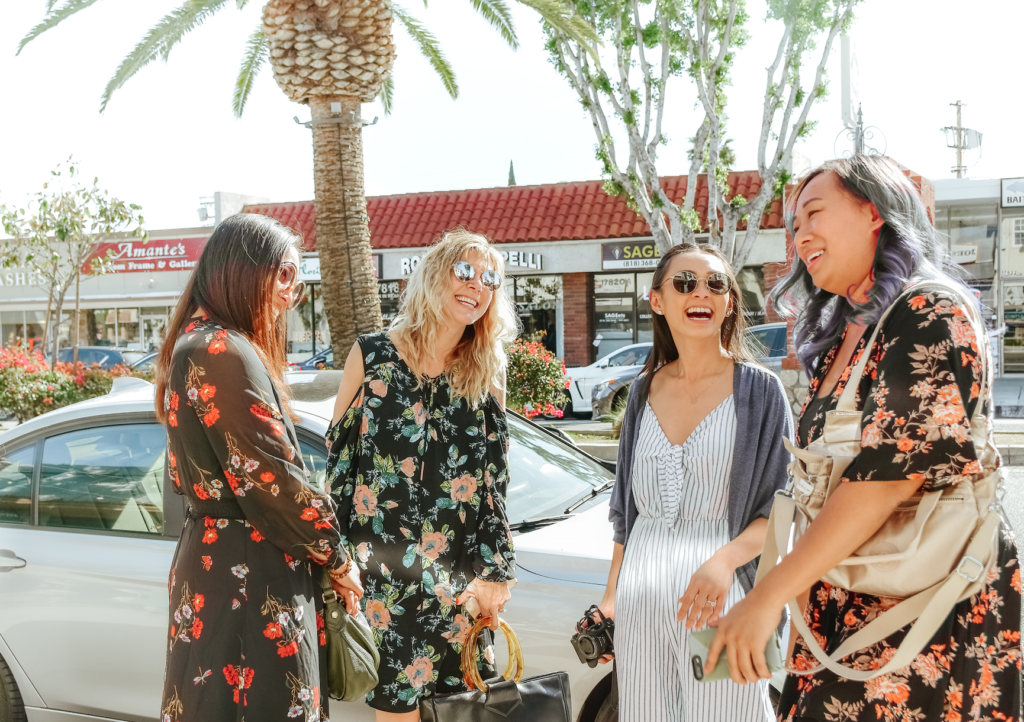 TIFFANIEANNE.COM | How to find mom groups and mom friends | LA Mommy Blogger Tribe - Joe's Cafe