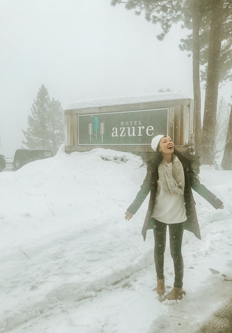 best things to do in south lake tahoe | hotel azure | tiffanieanne.com