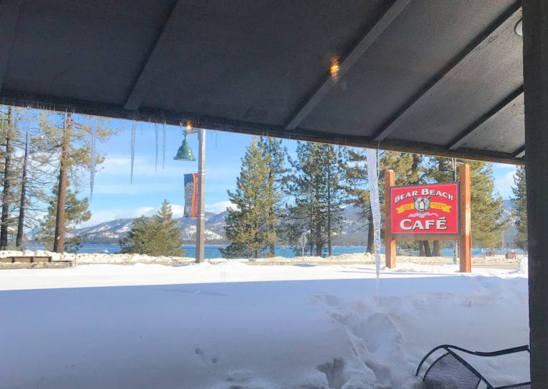 best things to do in south lake tahoe | bear beach cafe | tiffanieanne.com