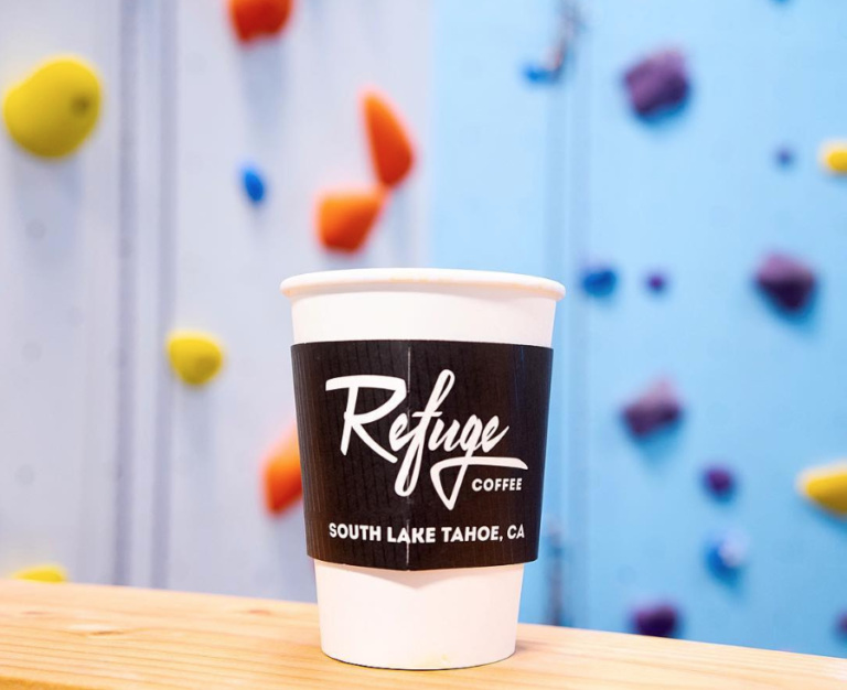 best things to do in south lake tahoe | refuge coffee | tiffanieanne.com