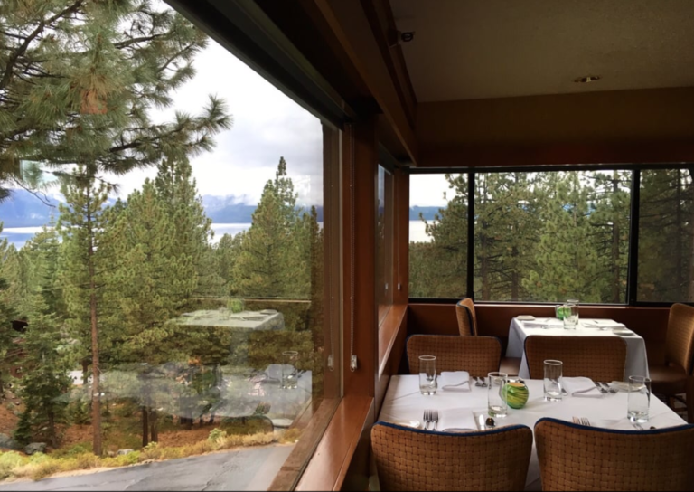 best things to do in south lake tahoe | chart house restaurant | tiffanieanne.com
