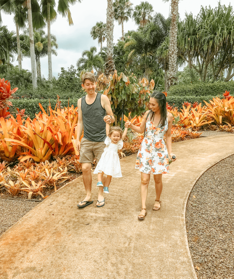 Dole Pineapple Plantation 2 - Best Things to do in Hawaii Oahu Waikiki - Kid Toddler Friendly - tiffanieanne.com