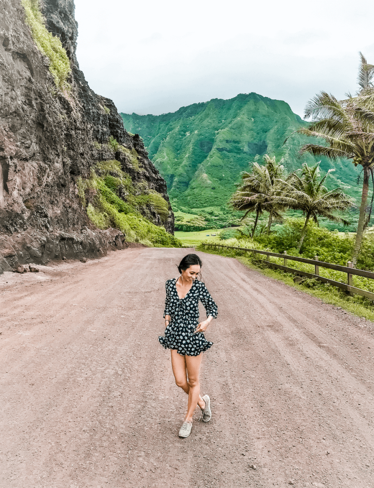 Kualoa Ranch - Best Things to do in Hawaii Oahu Waikiki - Kid Toddler Friendly - tiffanieanne.com