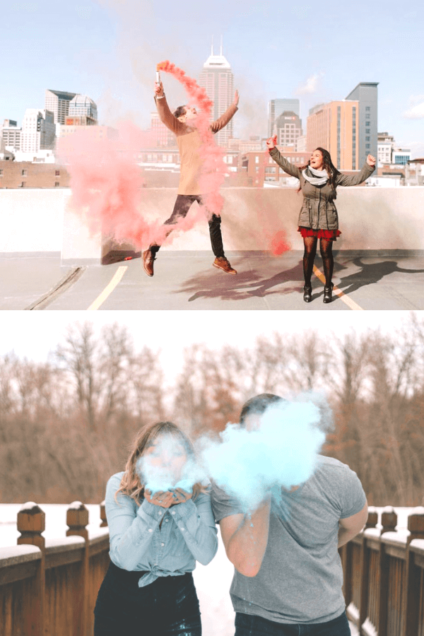 Must See Gender Reveal Ideas! | Best Gender Reveal | tiffanieanne.com feature