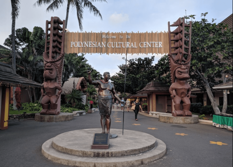 Polynesian Cultural Center _ Best Things to do in Hawaii Oahu Waikiki - Kid Toddler Friendly - tiffanieanne.com