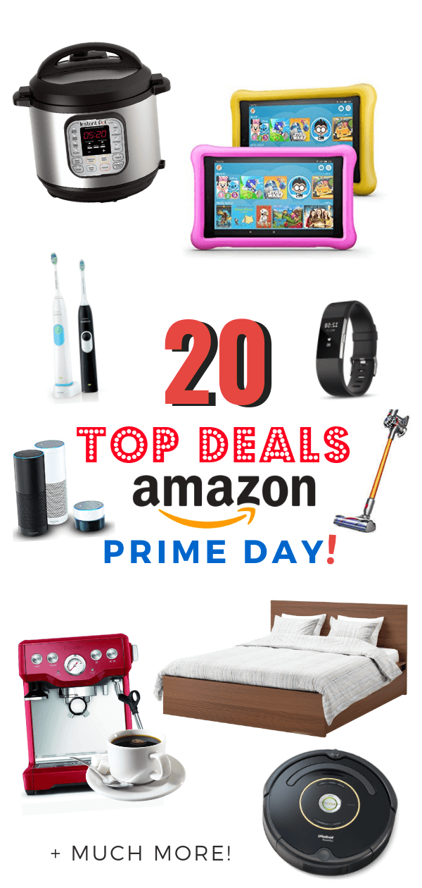 Amazon Prime Day! | TOP 20 DEALS | Amazon Prime Hacks | Big Shopping Sales and Savings | tiffanieanne.com