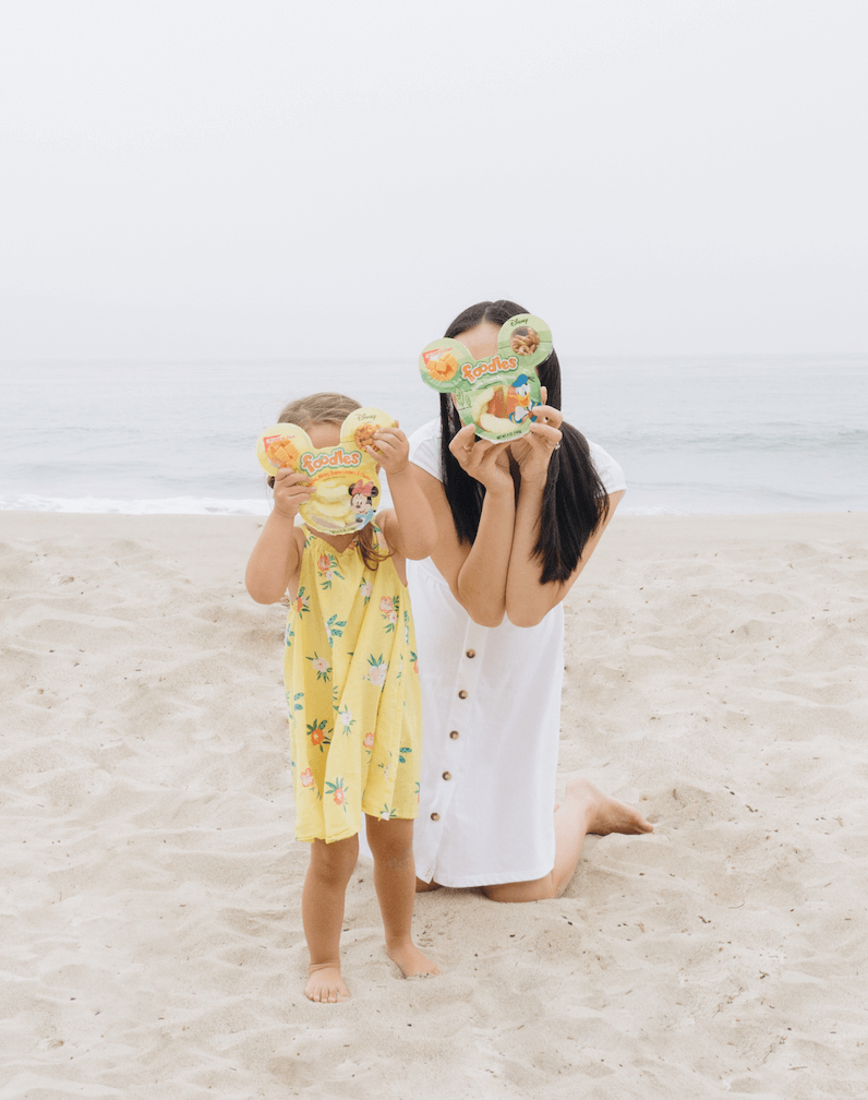 BEST Beach Snack - Healthy Grab and Go Snacks for Kids + Parents! - Snack Pak - Foodles - Protein Snacker - tiffanieanne.com 4