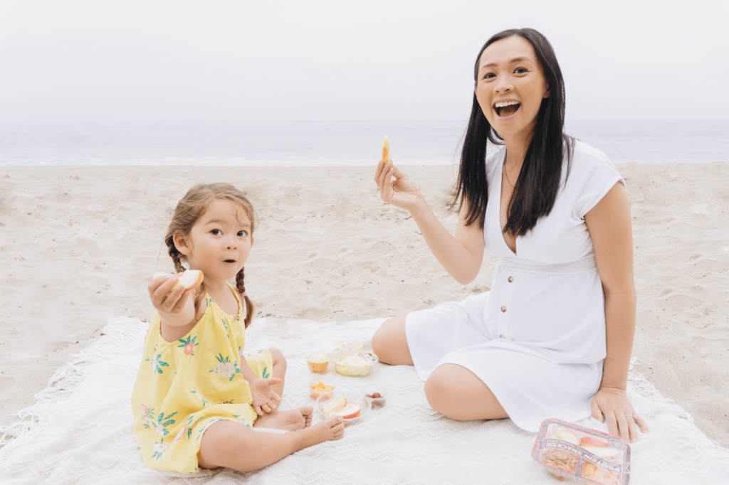 BEST Beach Snack - Healthy Grab and Go Snacks for Kids + Parents! - Snack Pak - Foodles - Protein Snacker - tiffanieanne.com 7