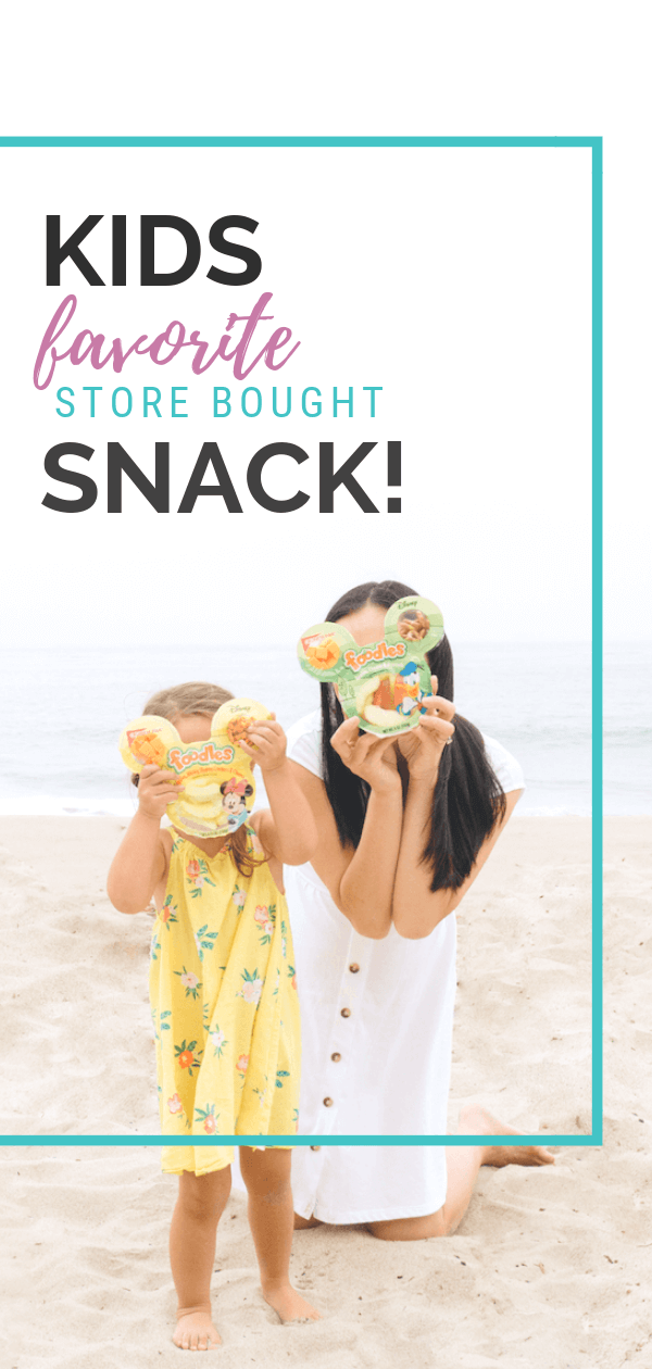 Best Healthy Store Bought Snack for Kids! | Summer Snacks | Outdoor Snacks | Mickey Snacks | Ready and On the Go Snacks