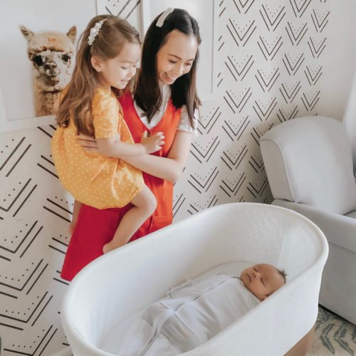 Snoo Bassinet Review | Safest Smartest Baby Bed | Dr. Harvey Karp | Happiest Baby | tiffanieanne.com 6