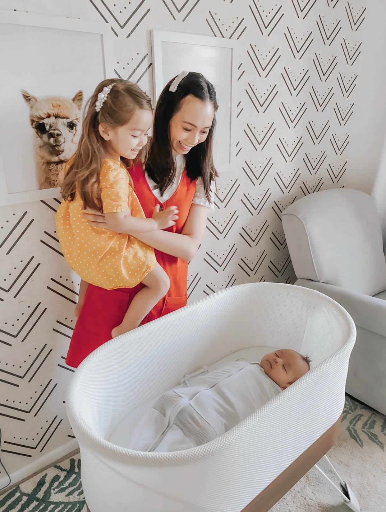 Snoo Bassinet Review | Safest Smartest Baby Bed | Dr. Harvey Karp | Happiest Baby | tiffanieanne.com 6