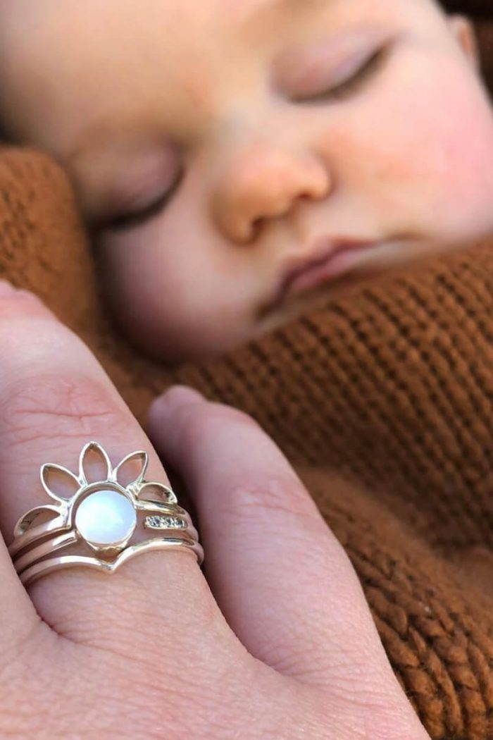 Breastmilk Jewelry •Rings, Necklaces, Earrings, + more!•