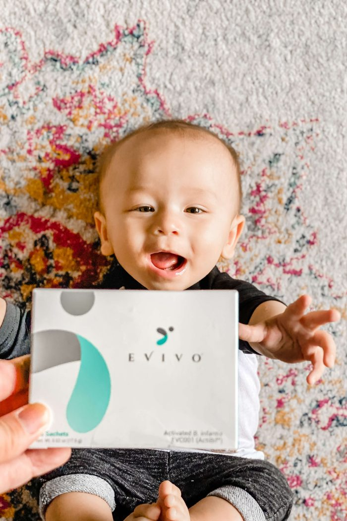 Baby Probiotics | Evivo | Are Probiotics Necessary for infants, newborn, and babies? | Honest Review and Results | tiffanieanne.com 3