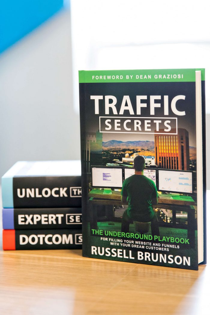 Traffic Secrets: Top 6 Evergreen Tips to Boost Your Website! •Book Review•