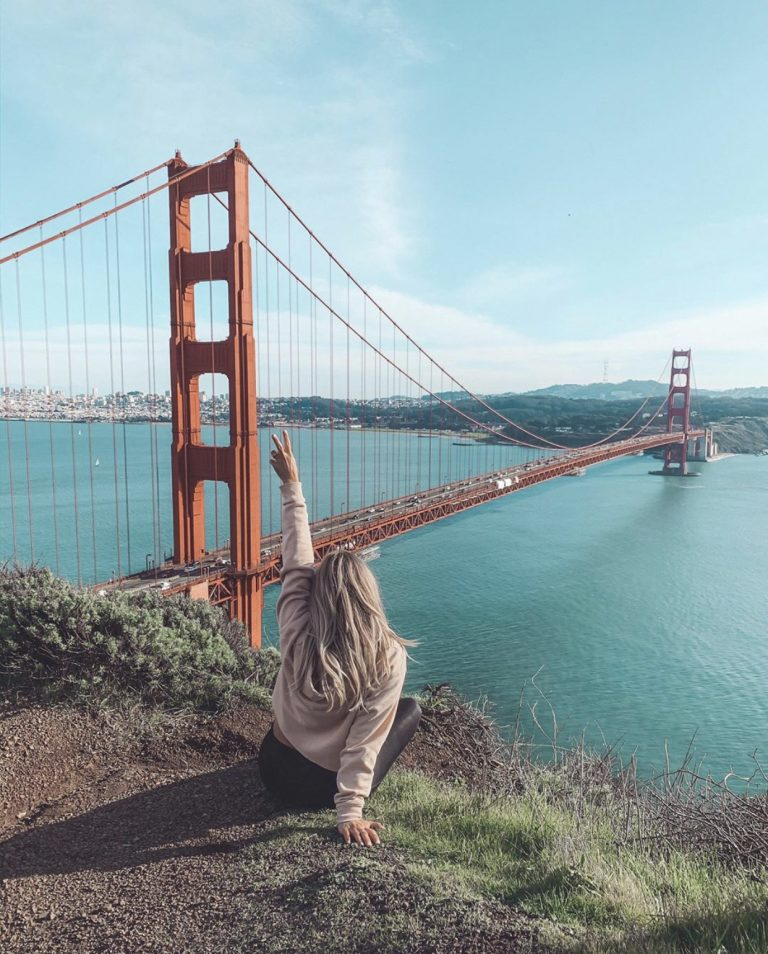 Batter Spencer | Best Views in San Francisco | SF Instagram Worthy Photo Spots | SF Photography | tiffanieanne.com