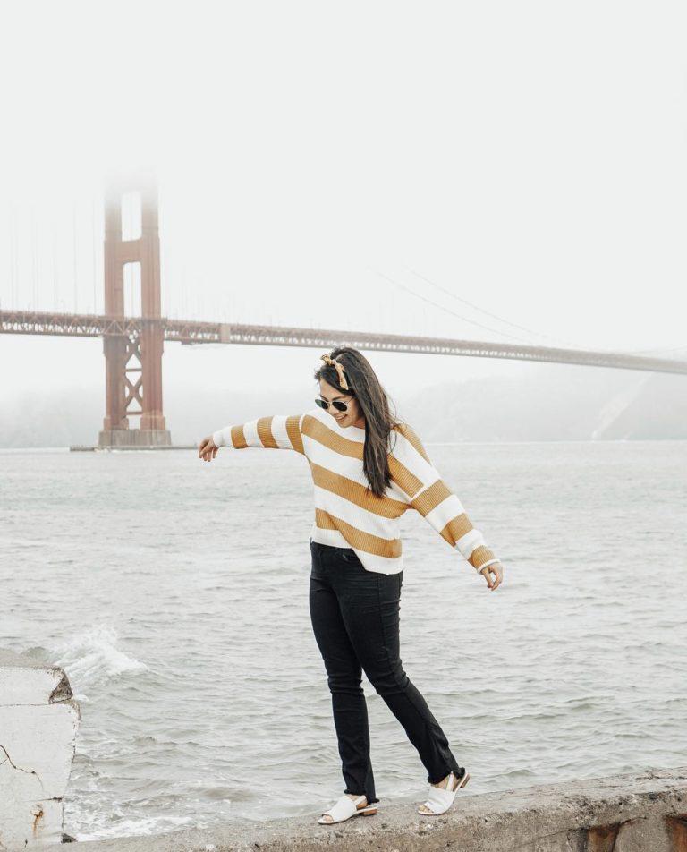 Crissy Field Beach | Best Views in San Francisco | SF Instagram Worthy Photo Spots | SF Photography | tiffanieanne.com