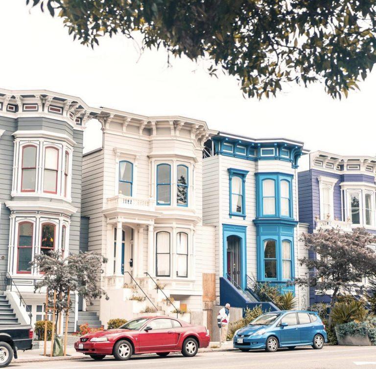 Sunset | Best Views in San Francisco | SF Instagram Worthy Photo Spots | SF Photography | tiffanieanne.com