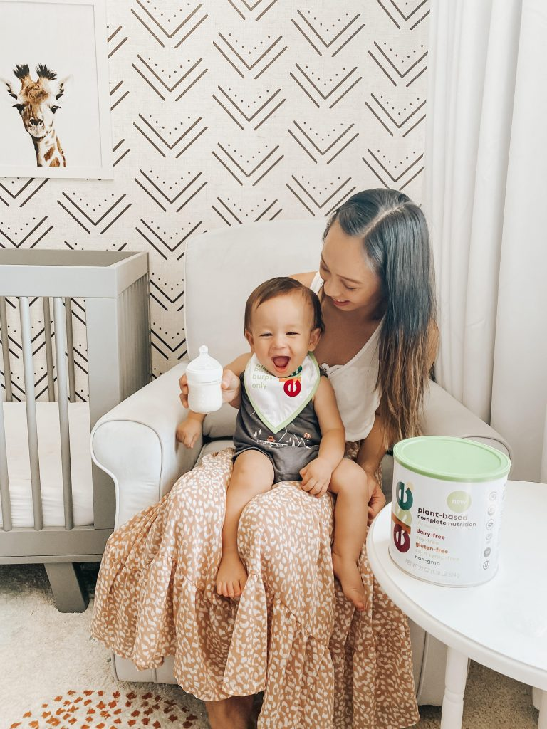 5 Unique Things about Else Nutrition's Plant-Based Complete Nutrition Drink for Toddlers | Non-dairy formula | no soy formula | toddler formula | clean formula | best formula | tiffanieanne.com