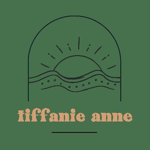 tiffanieanne.com logo 2020