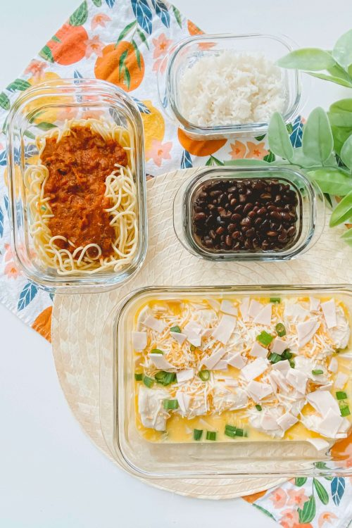 Best Sustainable Glass Storage Containers: Rubbermaid Brilliance Glass!