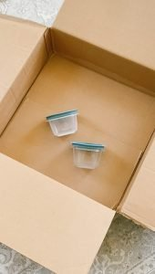 Eco-conscious-Ecofriendly-TerraCycle-Rubbermaid-Easy-Recycle- Recycled-Made-Products-Plastic-Free-Glass-Container