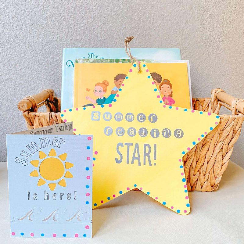 Cricut-Joy-Perfect-Beginner-Desk-Mom-Summer-Fun-Surprise-tiffanieanne.com-book-tag-star-sign