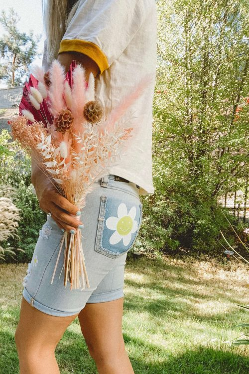 Upcycle Your Jeans with Cricut!